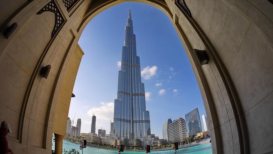 dubai edificio burj califa